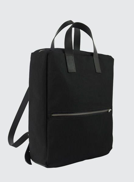 """Sarah Johann Backpack """"Pajala"""" Black"""