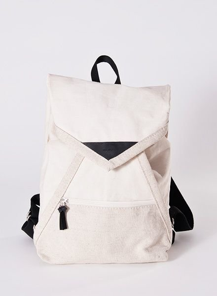 "Hänska Backpack ""Catamaran Natural"""