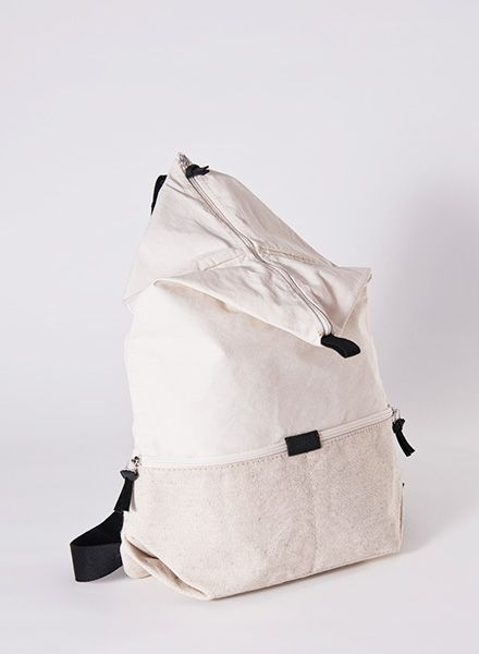 "Hänska Backpack ""Lucid Natural"" - handmade in Berlin"