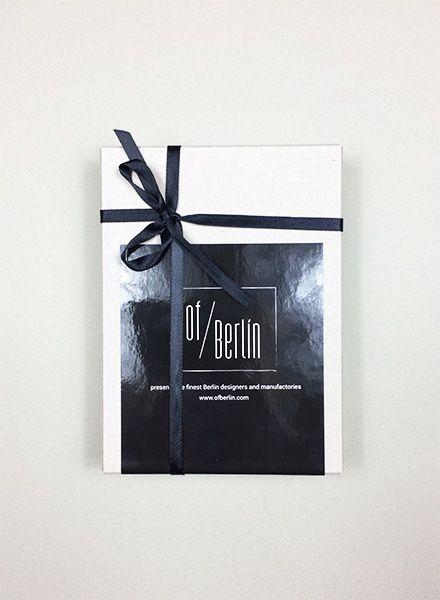 Waren-Gutschein of/Berlin - auf das gesamte of/Berlin Portfolio