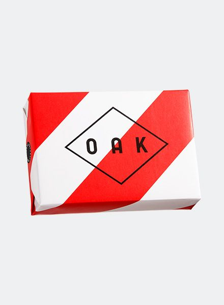 "OAK Beard Care Box ""OAK"" - All ingredients natural"
