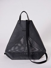 "Hänska Backpack ""Moire black"""