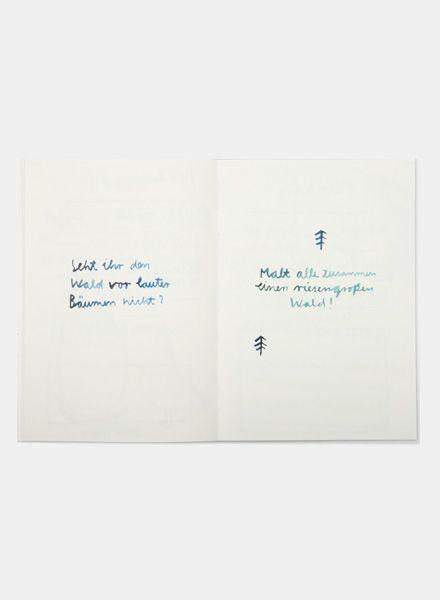 Gretas Schwester Freundebuch - Handillustriert mit 58 Innenseiten