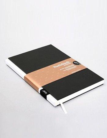 """Tyyp Notizbuch """"Berlin Book"""" Schwarz-Weiss"""