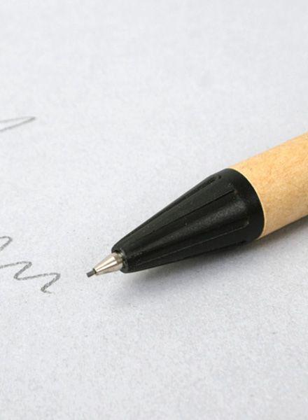 """Tyyp Druck-Bleistift """"Prenzel`berg"""" - Umwelt-Bleistift aus biologisch abbaubaren Material"""