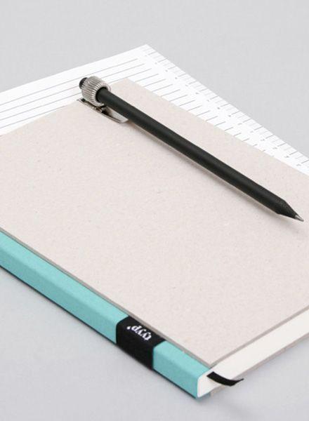 Tyyp Stifthalter Metall - Zum Einstecken in Notizbücher