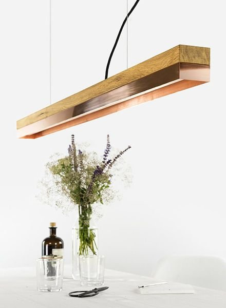 "GANTlights Pendant Lamp ""C1o"" oak"