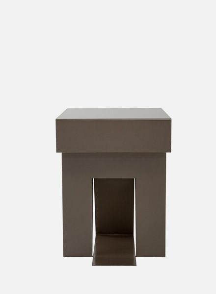 "Objekte unserer Tage Side table ""Neumann"" - Designed in Berlin & Made in Germany"