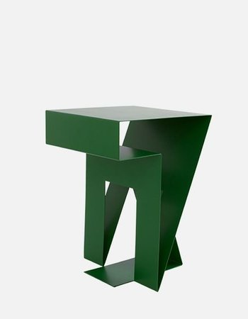 """Objekte unserer Tage Side table """"Neumann"""" + colours"""