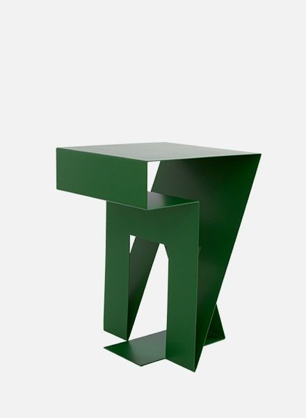 "Objekte unserer Tage Side table ""Neumann"" + colours"