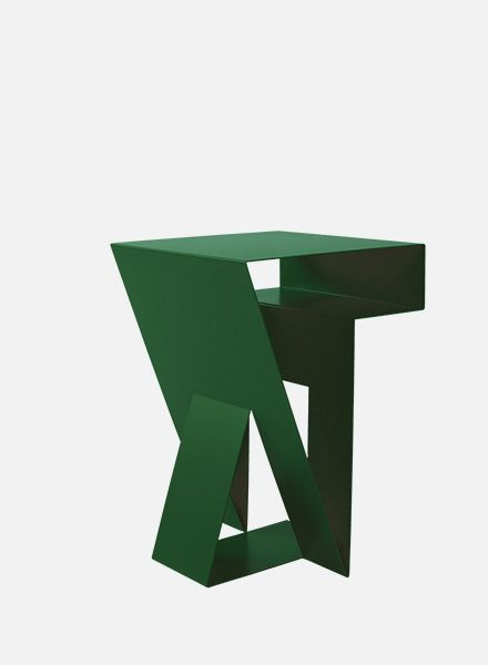 "Objekte unserer Tage Side table ""Neumann"" - Designed in Berlin & Made in Germany"