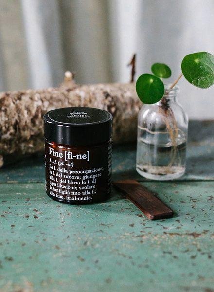 """Fine Deo Deodorant """"Fine Deo""""- absolut reine, organische und extrem effektive"""