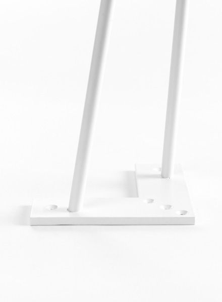 "Trivial Project Hairpinlegs ""White"" - Available in 3 colours and 2 heights"