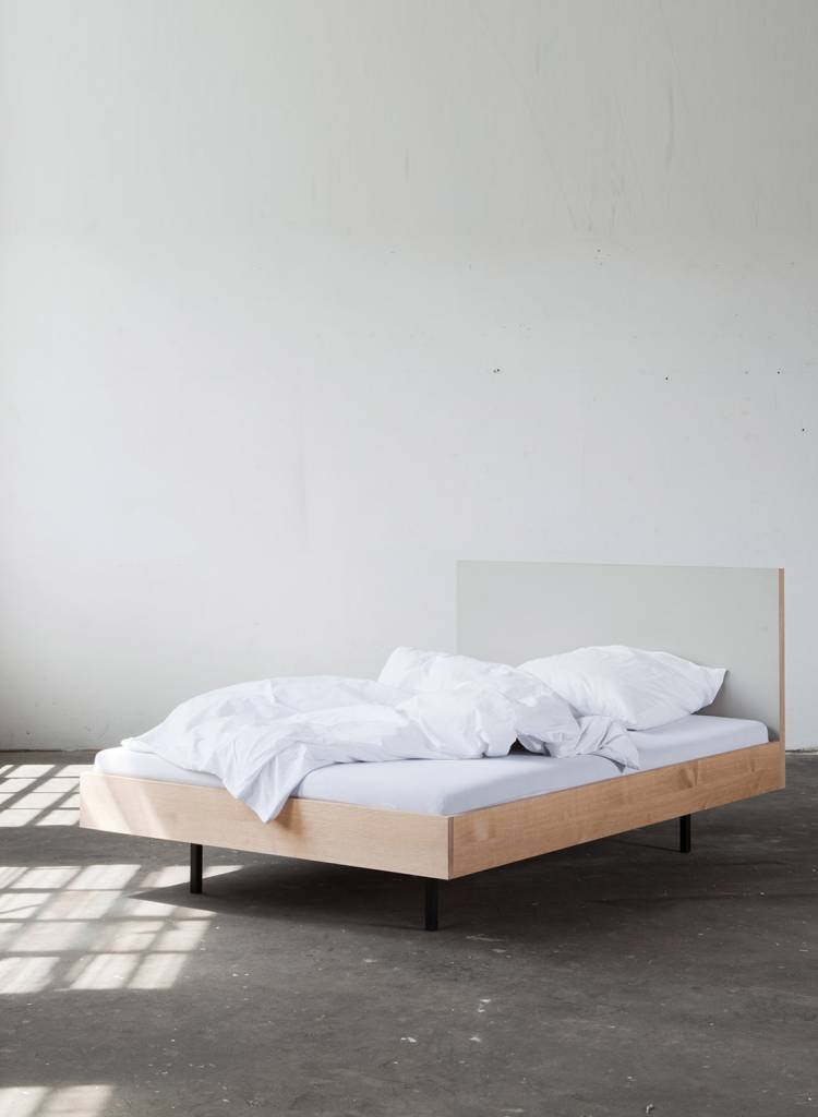 "Bartmann Berlin Bed ""Unidorm"" - Available with or without bedhead"