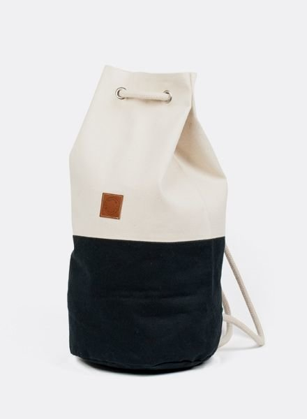 "Marin et Marine Backpack ""Sac Marin"" Blue Marin"