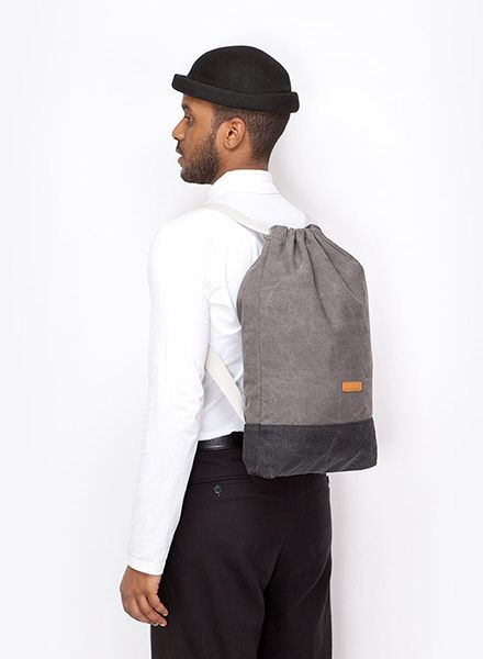 Ucon Acrobatics Veit Backpack (Original Series) - Grey/ Black