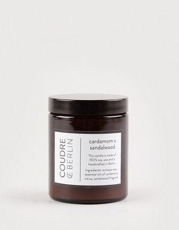 """Coudre Berlin Scanted candle """"Coudre Berlin"""""""