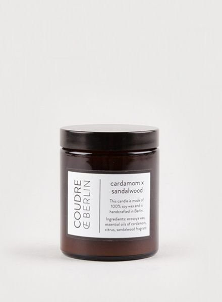 "Coudre Berlin Scanted candle ""Coudre Berlin"""