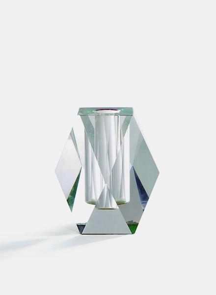 """Fundamental Vase """"Rainbow"""""""
