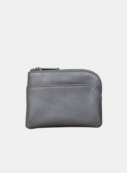 "Coudre Berlin Geldbeutel ""Coin Purse"" Grau"