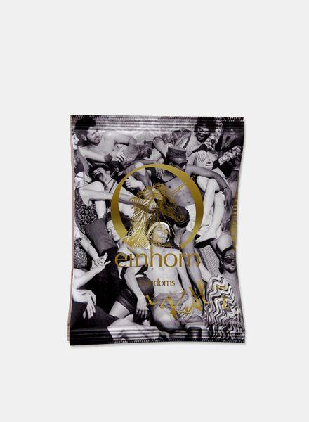 """Einhorn Products Kondome Einhorn """"Kollektiv""""- Fair produziert und großartig im Design"""