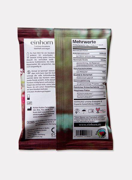 """Einhorn Products Kondome Einhorn """"Sunseeker""""- Fair produziert und großartig im Design"""