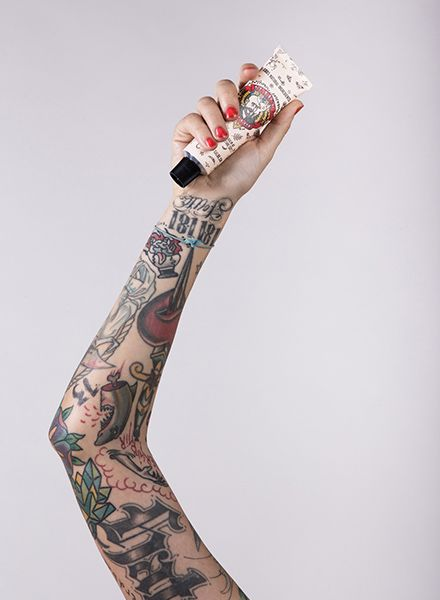 Tattoo Salbe Tattoo Salbe - 100% Natürliche Inhaltstoffe