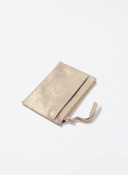 "Matke Wallet ""New phone case"" -Gold"