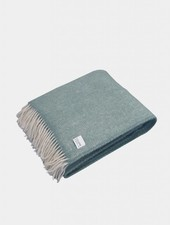 "Coudre Berlin Blanket ""Pick Stitch"" Greenstone"