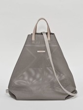"Hänska Backpack ""Moire taupe"""