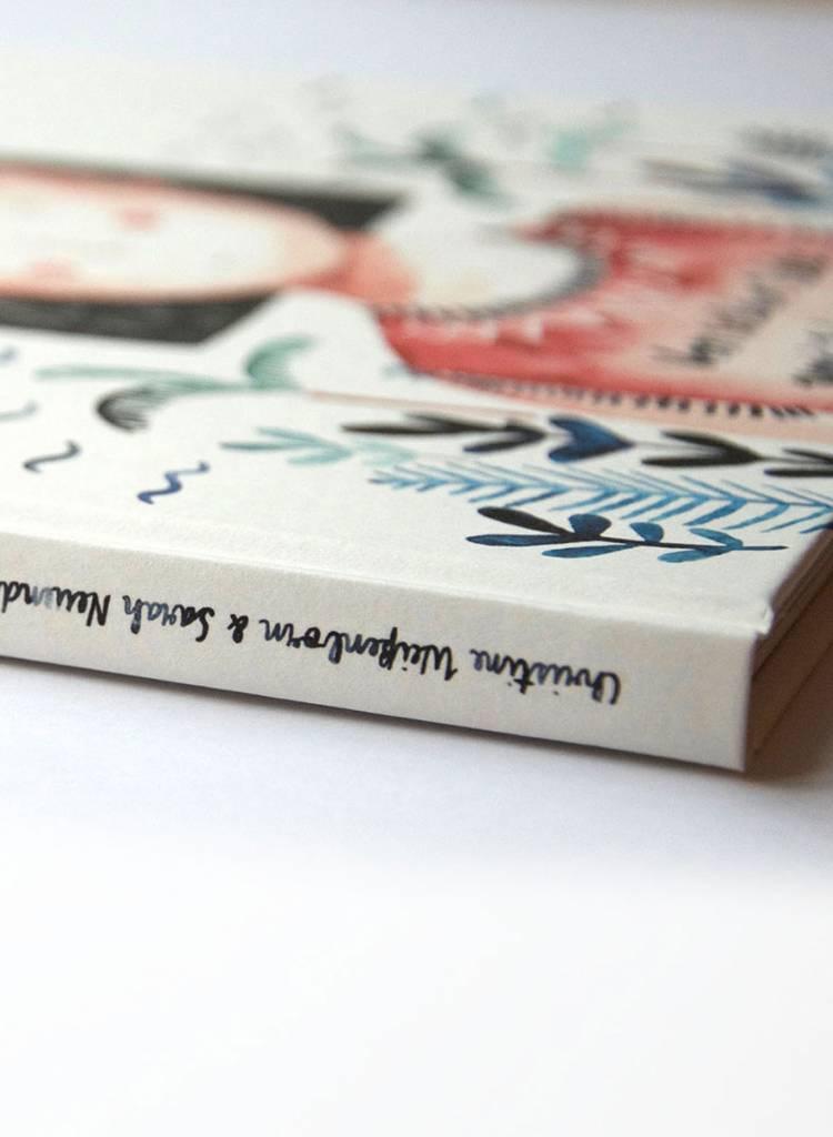 """Gretas Schwester Kinderbuch """" Von wilder Welt und Wanderlust""""  - Geschichte mit vielen Illustrationen"""