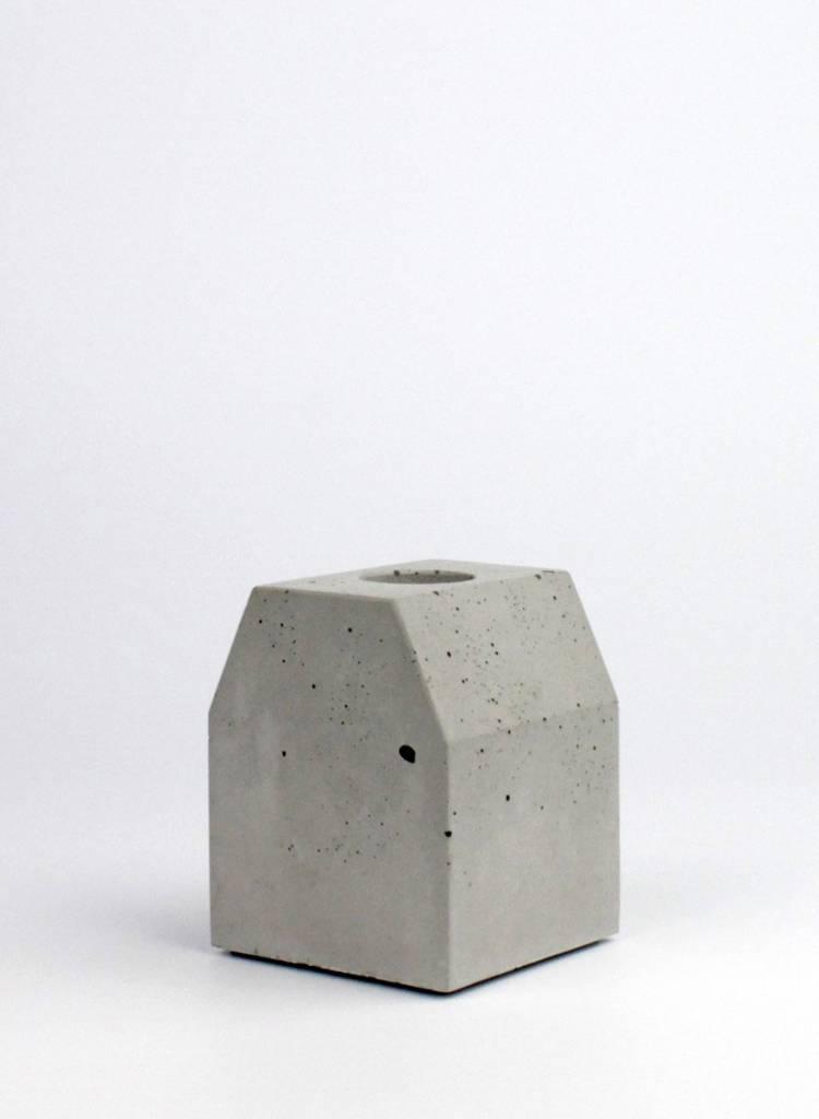 Lalupo Betonbude - Kerzenhalter aus Beton