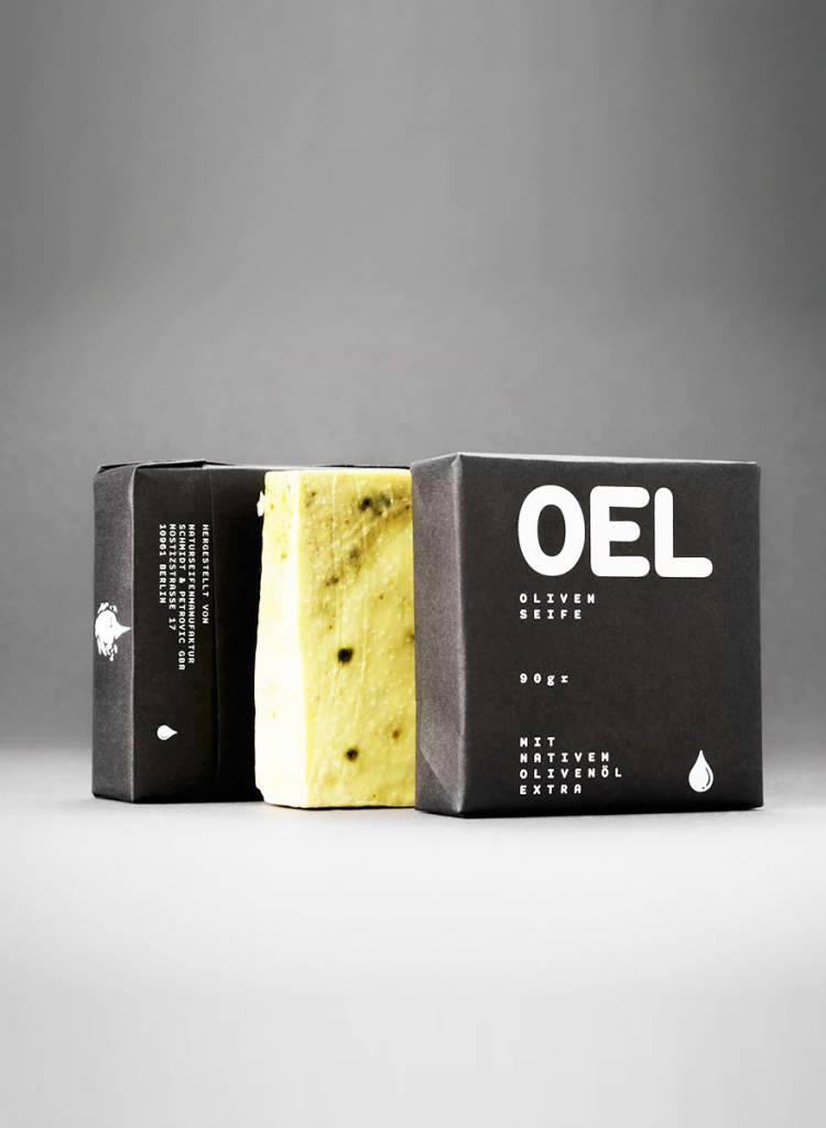 "OEL Olive oil ""OEL"" - 100% Organic"