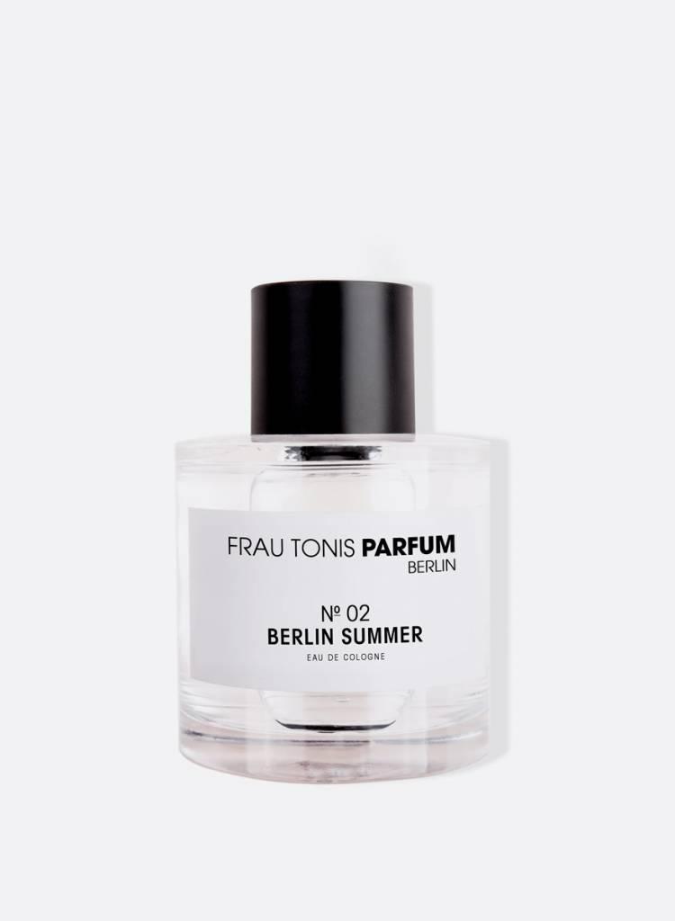 "Frau Tonis Parfum Parfum No.2 ""Berlin Summer"" - Lively, Citric, Classical"