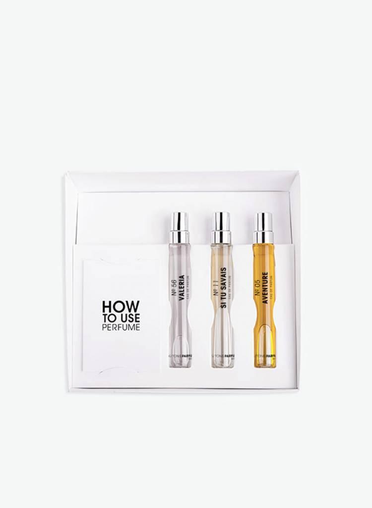 Frau Tonis Parfum Duft-Box FÜR IHN I Parfum