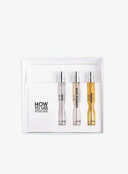 Frau Tonis Parfum DUFT-BOX FÜR SIE