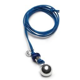 Proud Mama babybell bling kobalt blauw