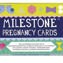 Milestone Pregnancy & Newborn Cards - zwangerschap & eerste weken