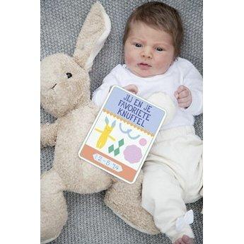 Milestone Cards Pregnancy & Newborn Cards - zwangerschap & eerste weken