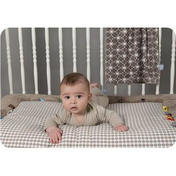 Snooze Baby boxkleed Desert Taupe