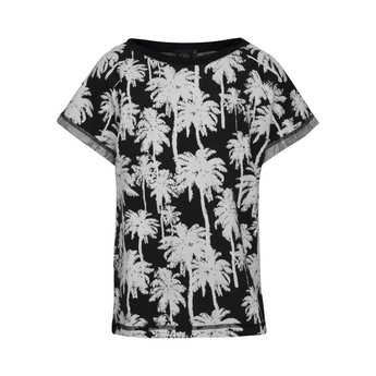Sofie Schnoor t-shirt palmtree (116)