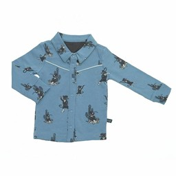 nOeser blouse Perry the Puss