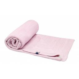 Snooze Baby deken Powder Pink (zomer)