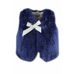DJ Dutchjeans gilet Loved (fake fur)