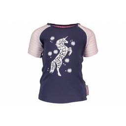 B.Nosy t-shirt Indigo