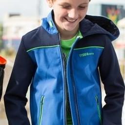 Tygo & Vito softshell jacket hood