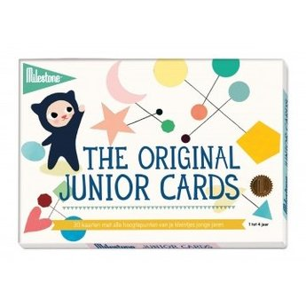 Milestone Cards Junior Cards - Vanaf ± 1 t/m 4 jaar