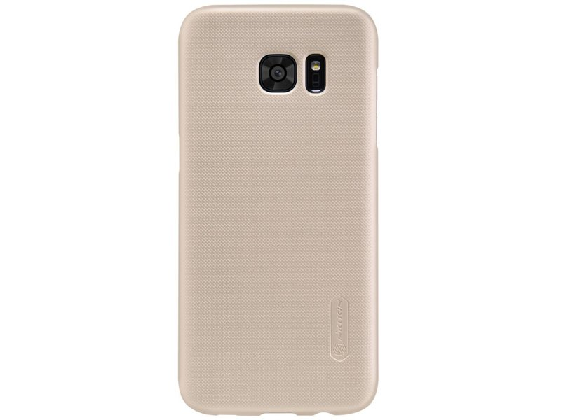 Samsung Galaxy S7 Edge Frosted Shield Goud