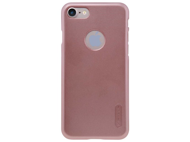 Apple iPhone 7 Frosted Shield Back Cover Rose