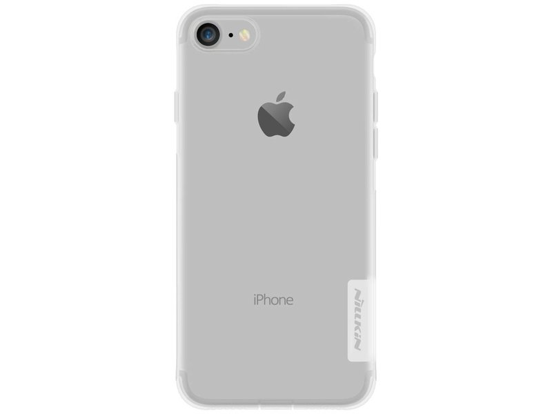 Apple iPhone 7 Nature Back Cover Wit